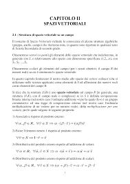 dispense algebra lineare dispense algebra lineare docsity