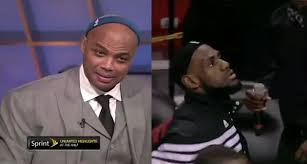 camaflouging headbands for receding forhead charles barkley makes fun of lebron james receding hairline video