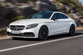 mercedes amg turbo 2017 mercedes amg c63 coupe brings turbo punch with up to 503 hp