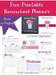 65 best free homeschool planners images on pinterest preschool