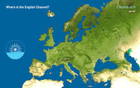 Interactive Map Of Europe by Interactive Map Of Europe Seas Of Europe Toporopa Mapas