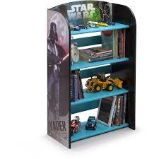 children bookshelves delta children wars bookshelf walmart