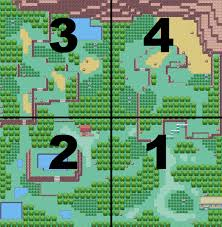 safari zone map safari zone map images images