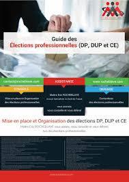 calcul repartition sieges elections professionnelles guide des élections professionnelles dp dup et ce avocat
