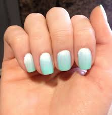 beauty reverie ombre nails