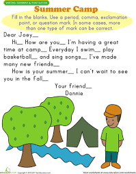 all worksheets summer camp worksheets printable worksheets
