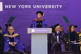 New York University Abu Dhabi Location Map by Commencement Gallery 2017