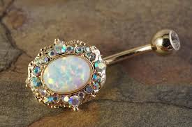geode engagement ring box gold belly button rings small belly rings etsy 14k gold