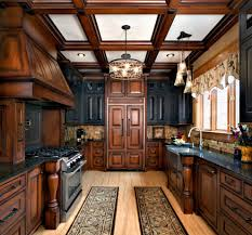 Two Toned Kitchen Cabinets As Two Toned Kitchen Cabinets U0026 Wall Color U2014 Home Design Ideas
