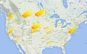 Map Near Me U0026quot Your City Probably Won U0027t Be Hit U0026quot U0026gt Be Canadian U0026gt