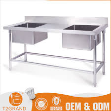 Used Stainless Steel Tables by Kitchen Stainless Steel Sink Work Table Kitchen Stainless Steel