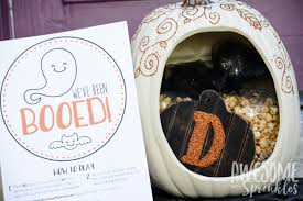 You Ve Been Boozed Halloween Poem Boo Basket Printable Gift Ideas Round Up Awesome With Sprinkles