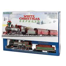 g scale white express set