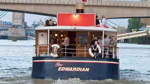 thames river cruise edwardian edwardian party boat thames luxury charters private boat hire