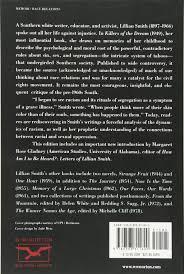 killers of the dream lillian smith 9780393311600 amazon com books