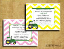 deere baby shower attractive deere baby shower invitations as free baby shower