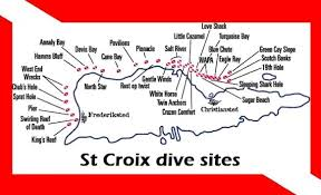 road map of st usvi st croix map us islands map where is st croix