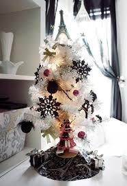 black christmas trees christmas trees popsugar home