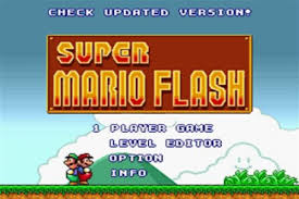 Friv Super Mario Flash Games