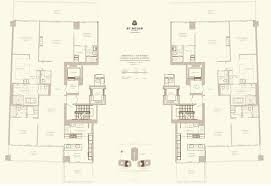 900 Biscayne Floor Plans St Regis Bal Harbour Condos For Sale Miami St Regis Residences
