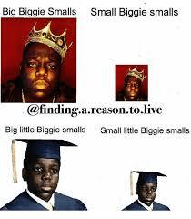 Biggie Meme - big biggie smalls small biggie smalls big little biggie smalls
