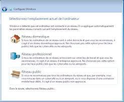 si e ordinateur installation de windows 7