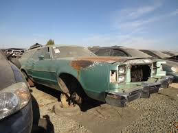 junkyard find 1977 ford ltd ii station wagon the truth about cars