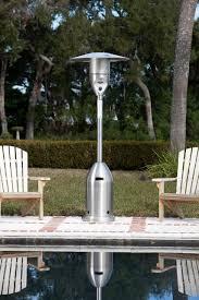 stainless steel patio heater patio accessories pillaroffirecreations com