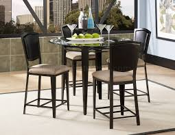 High Top Kitchen Table And Chairs Download Black Counter Height Dining Room Sets Gen4congress
