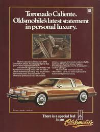 curbside classic 1985 oldsmobile toronado caliente u2013 middle