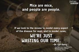 transitions from quote to explanation experts explain why animal testing is bad science peta2