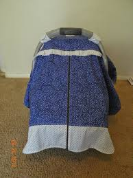 Free Carseat Canopy Pattern by Gmhn Quilts By Penny Doucette Finished Car Seat Canopy