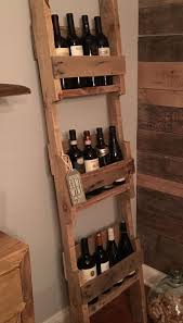 ladder style 12 bottles wine rack u2022 1001 pallets