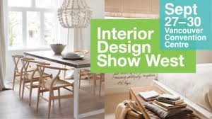 Interior Design Show Canada Canada Welcomes Idswest Fair Lighting Inspiration In Design