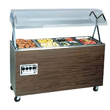vollrath steam table manual 38771604 food steam table w cherry wood wrap manual controls