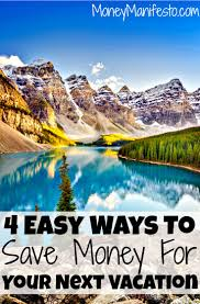 Save Money On Disney World 4 Easy Ways To Save Money For Your Next Vacation