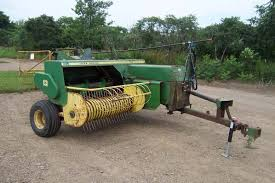 used deere 336 baler for sale
