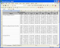 Form To Spreadsheet Windows Forms Excel Spreadsheet Sle Form