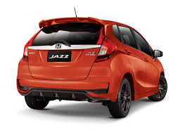 honda cars philippines honda introduces the new jazz with a sporty rs navi variant