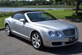 bentley convertible blue 2007 bentley continental gt stock 7233 for sale near great neck
