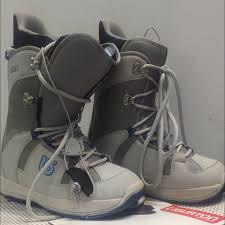 womens snowboard boots size 12 89 burton shoes burton womens size 6 tribute 2005 snowboard