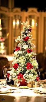 tree table decorations best ideas on