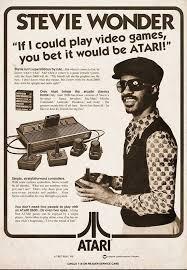 Stevie Wonder Why Is He Blind Fabricated News Stevie Wonder Loves Atari U2013 Gamecola