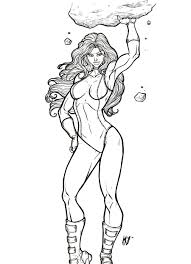she hulk commission 24 by xenomrph deviantart com on deviantart
