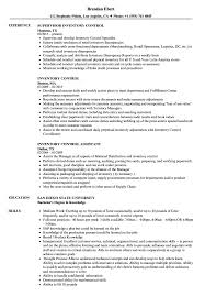 sle resume templates accountant trailers plus lodi inventory control resume sles velvet jobs