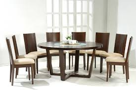 modern round wood dining room tables starrkingschool