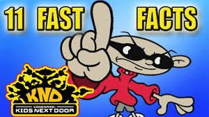 11 fast facts codename kids door