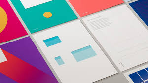 material design abduzeedo