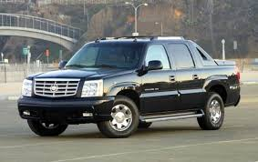 used 2003 cadillac escalade ext for sale pricing features