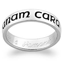 mo anam cara sterling silver mo anam cara engraved band 35560 limoges jewelry